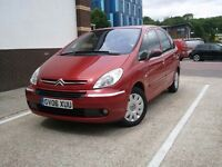 CITROEN XSARA PICASSO AUTO 1997CC-LOW MILES-12 MONTH MOT-PREVIOUS CAT C