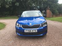 2016 (66) SKODA FABIA COLOUR EDITION TSI 5DR 1.2 TSI **OUTSTANDING EXAMPLE + MUST BE SEEN**