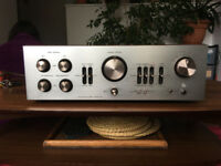 Luxman L-80 Solid State Integrated Amplifier 1978