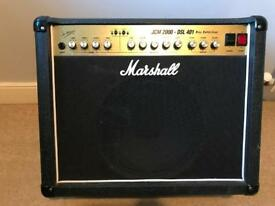 Marshall DSL 401 All-Valve Guitar Amp