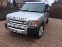 Land Rover Discovery 3 TDV6 S Manual 5 seats Silver
