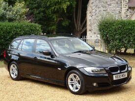 2010 BMW 3 Series 2.0 318d ES Touring 5dr BLUETOOTH PHONE + NEW MOT