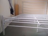 Avalon Double Bed Frame £35. Less than half price!!