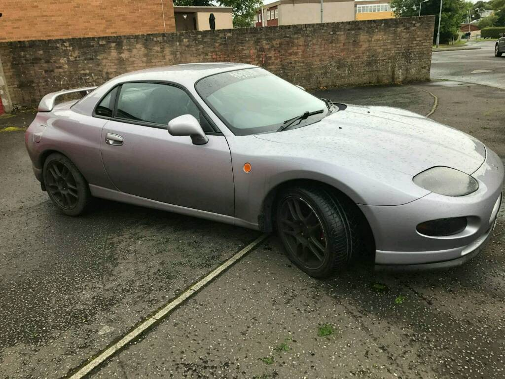 Nice 2002 2 leter otto Mitsubishi's FTO sports car Japanese inport mot tax nov end
