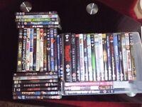 45 Dvd movies