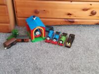 Thomas and friends set