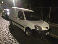 Peugeot Partner Full Service History Long Mot