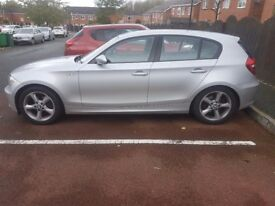 BMW 1 SERIES 1.6