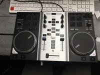 Hercules DJ air decks