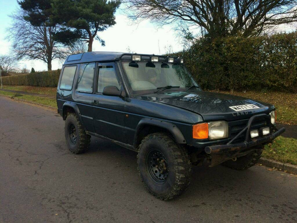 Land Rover Discovery 300 Tdi In Stoke On Trent
