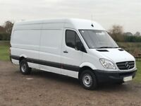 MERCEDES SPRINTER 413 CDI LWB DIESEL 2011 11-REG 4.5 TONNE FULL SERVICE HISTORY DRIVES EXCELLENT