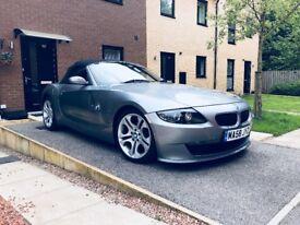 BMW Z4 2.5i M sport pack, Metallic Stratus Grey, MA58JYZ.