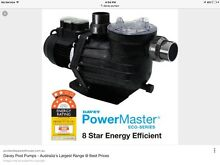 Davey PowerMaster Pool Pump ECO Series Thornleigh Hornsby Area Preview