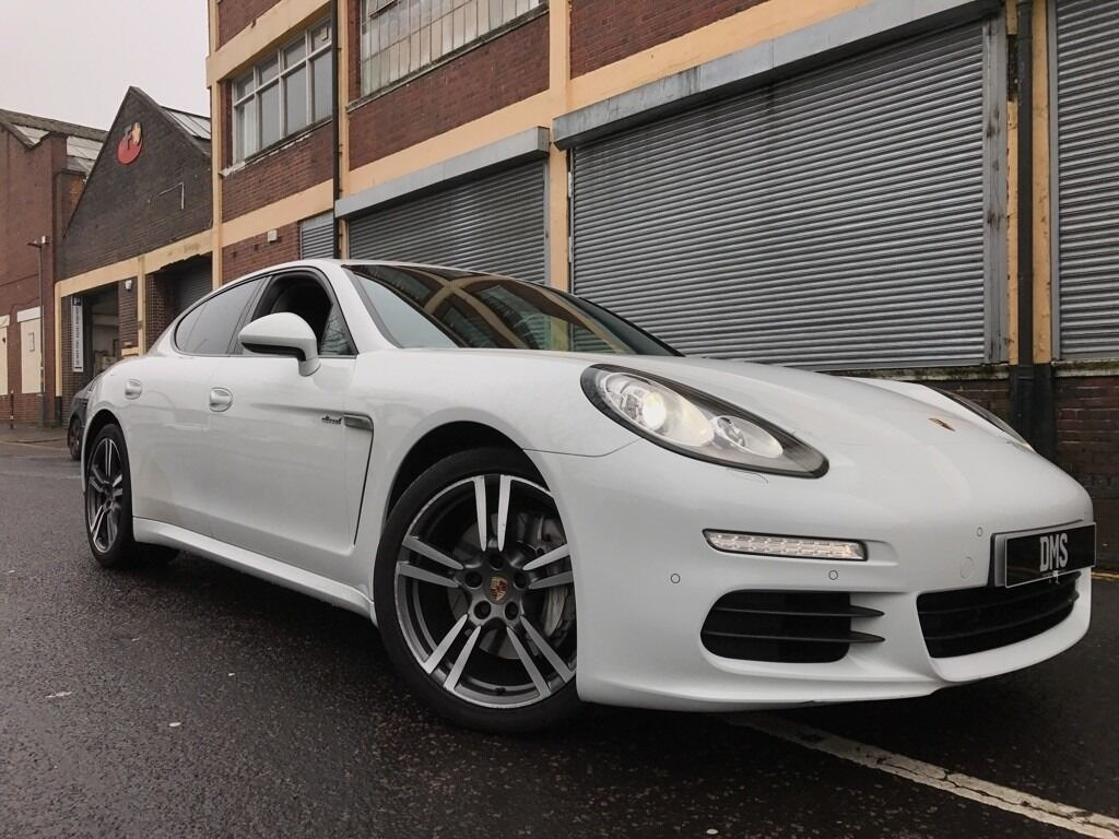 Porsche Panamera 2014 3.0 TD V6 Tiptronic 5 door FACELIFT MODEL + P