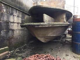 17ft Speedboat Mould for Marshan 170 (Similar To Ring, Phantom, Sharp)