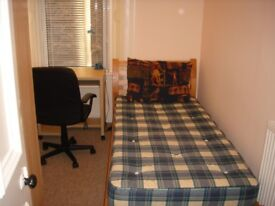 Small single room in all female student flat