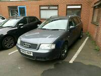 Audi A6 1.9 TDI for swaps or selling