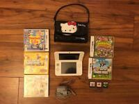 Nintendo 3DS XL Console (White)