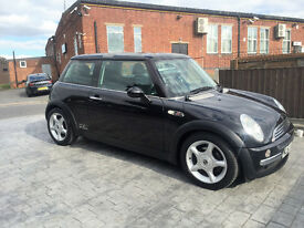 MINI COOPER S GREAT BUY DONT MISS OUT. FIRST TO SEE WILL BUY!!