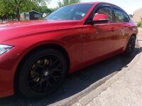 2012 F30 BMW 320D Sport - 184bhp - £30 a Year Tax