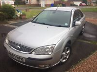 Ford Mondeo 2L tdci Edge. 10 month MOT. Selling as moving abroad