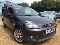 FORD FIESTA 1.6 ZETEC S WITH 75000 MILES