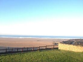 Luxury holiday home for sale in Croyde North devon. stunning sea views and beach 2 minute flat walk!