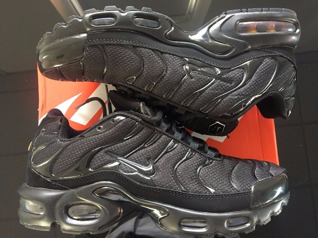 reputable site 4569c 6473f ... mens shoes dafb1 2026f  cheap brand new nike air max tn shoes trainers  size uk8 us9 eu42 f30ce 721f4