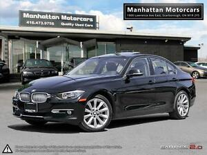 2013 BMW 320i X-DRIVE PREMIUM  BLUETOOTH ROOF 1OWNER NO ACCIDENT