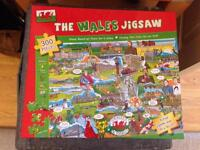 Wales jigsaw / puzzle