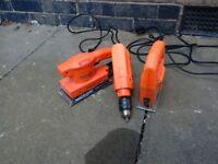 Precision power tools