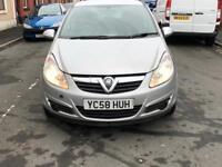 Vauxhall CORSA life A/C 1.2 5doors