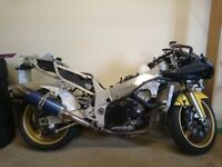 Gsxr600 zk3 limited edition spares or repair