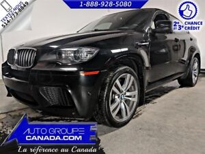 2012 BMW X6 M 567 HP**WOW!! SUPERBE CONDITION**