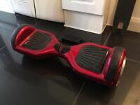 Used Swegway hover-board //Red