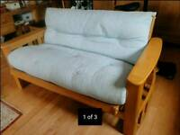 Futon Sofa Double Bed