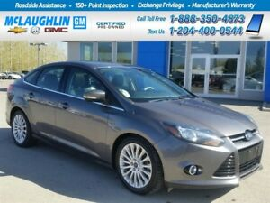 2012 Ford Focus *Htd Lthr Seats *Bluetooth *Sunroof *FWD