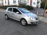 Vauxhall Corsa 1.2 Petrol 5 Door Hatchback 2008 Electric Sunroof Low Mileage