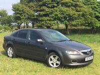 2006 MAZDA 6 2.0 DIESEL TS2 85251 MILES MOT'D OCT 2016 SERVICE HISTORY EXCELLENT CONDITION
