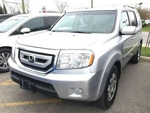2011 Honda Pilot TOURING NAVIGATION CLEAN CARPROOF REAR DVD