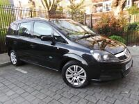 Vauxhall Zafira 1.6 i 16v Active 5dr£1,295 p/x to clear Great value ideal family car.
