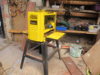 cc10t PERFORM THICKNESSER HEAVY WOOD PLANER WORKS LOVERLY NICE CONDITION