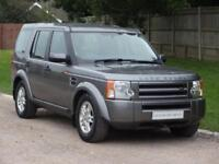 Land Rover Discovery 3 Tdv6 GS (grey) 2008