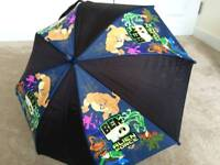 Ben 10 Alien Force Umbrella