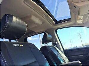2014 Nissan Titan PRO-4X -Leather Crew-Lifted! Regina Regina Area image 14