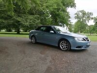 SAAB CONVERTIBLE NEW MODEL,STUNNING CONDITION NOT, AUDI,BMW,MERCEDES