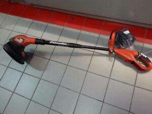 Black and Decker Weed Whacker with battery and charger. We sell used power tools. (#47572)