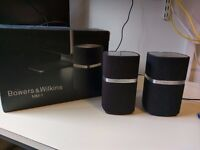 Bowers and Wilkins MM-1 PC Speakers