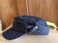 Baker Boy Hat NwT Age 3-6