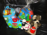 Assorted Toys for a Toddler 12 months +